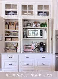 appliance kitchen desk cabinet best kitchen desk ideas images
