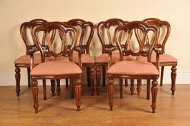 Victorian Dining Chairs Victorian Chair Antique Dining Room
