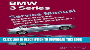 new book bmw 3 series e90 e91 e92 e93 service manual 2006