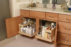 Bathroom Vanities Long Island by Bathroom The Pull Out Shelf Company Bathroom Vanity With Slide