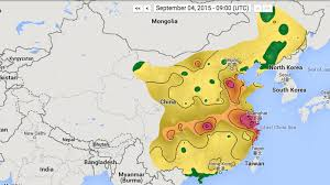 New Delhi India Map by See China U0027s Air Pollution In Real Time The Verge