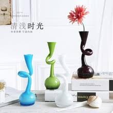 Cheap Glass Vase Online Get Cheap Glass Single Flower Vase Aliexpress Com