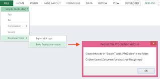 excel vba and version control
