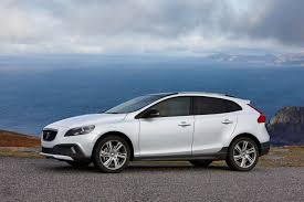 volvo cars introduces all wheel drive powertrain upgrade for v40