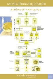 cuisine et vin sché de vinification vins blancs vins de provence cuisine