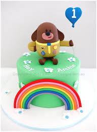 hey duggee kids birthday cake in sydney exclusively designed by