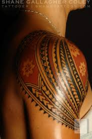 maori shoulder maori polynesian tattoo polynesian shoulder tattoo