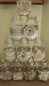 best 25 burlap centerpieces ideas on pinterest simple wedding
