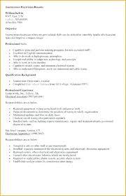 journeyman electrician resume exles industrial electrician resume sle resume exle electrician