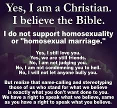 Anti Gay Marriage Meme - the piety that lies between a progressive christian perspective