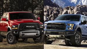 the dodge truck why we d a ram rebel a ford raptor