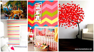 Painting Designs For Walls 100 Interior Wall Painting Ideas