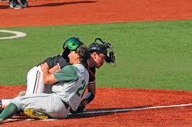civil war baseball oregon state beavers win 3 2 further damage
