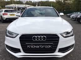 audi a4 audi a4 for sale in lancashire knickerbrook cars limited