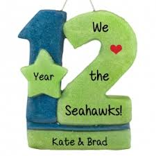 seattle seahawks ornaments gifts ornaments for you
