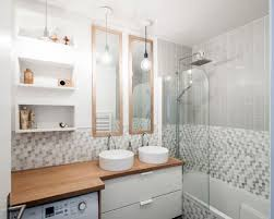 Laundry In Bathroom Ideas | small bathroom laundry room combo ideas houzz