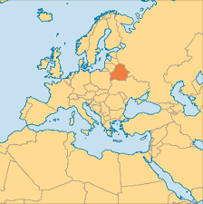 Maryland On A Map Belarus Operation World