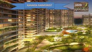 kanakia rainforest 3 bhk apartments for sell call 09953592848