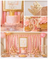pink and gold party supplies kara s party ideas pink gold princess themed birthday party