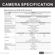pdf manual for zmodo security camera cm p11173bk