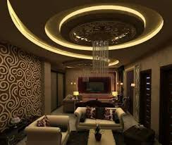 Fall Ceiling Design For Living Room 40 Gypsum Board False Ceiling Designs With Led Lighting 2018