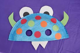 paper halloween mask best 20 masks kids ideas on pinterest paper plate masks lamb mer