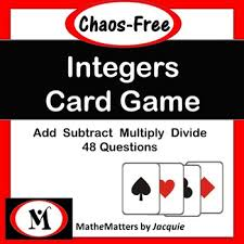 integers free add subtract multiply divide integers 48