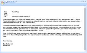 a million thanks response