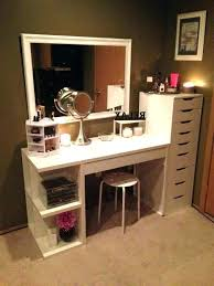 light up makeup table vanity table l gallery of luxury small vanity table ls crystal