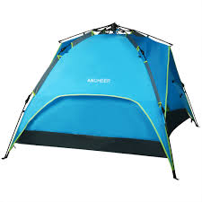 Walmart Cabana Tent by Ancheer 4 Person Quick Pop Up Waterproof Camping Portable Tent