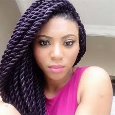 crochet weave hairstyles with bob marley marley braids hairstyles purple havana twists hair