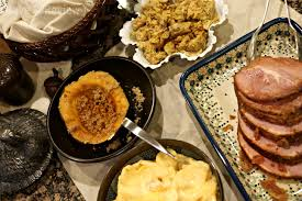 thank goodness for honeybaked ham this thanksgiving giveaway