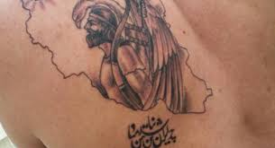 tattoos in iran