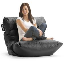 ideas give your room cozy and modern touch with bean bag chairs