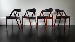 model 31 a frame dining chairs by kai kristiansen for schou