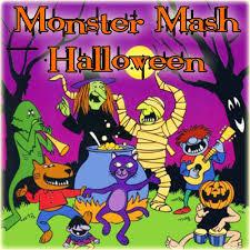halloween songs monster mash