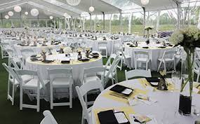 renting tables milwaukee chicago party rentals well dressed tables