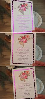 floral foil smitten with 12 gorgeous wedding invitations with gold foil details