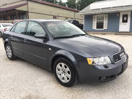 2003 audi a4 1 8 t sedan audi a4 1 8 t quattro in ohio for sale used cars on buysellsearch