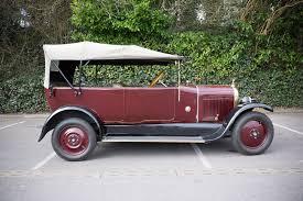 vintage citroen cars hitch a lift