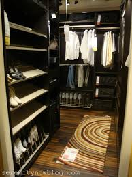 how to organize a walk in closet do it yourself ikea system cool