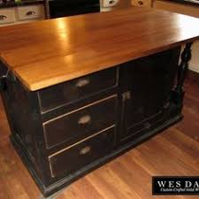 aspen rustic cherry kitchen island with seating aspen stools