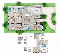 courtyard floor plans unique house plans with central courtyard floor country craftsman