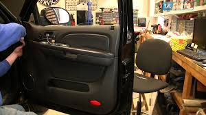 2007 Dodge Nitro Interior Door Handle by How To Install Replace Inside Door Handle 2007 13 Silverado Tahoe