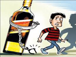 cartoon alcohol bottle now sarpanches to play liquor police ahmedabad news times of