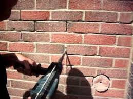 Remove Brick Fireplace by Sds Plus Brick Removing Chisel Youtube
