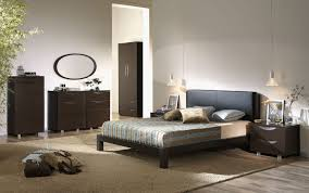 classy modern cool paint colors for bedrooms with cherry wood bed