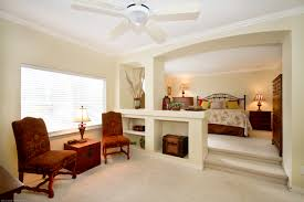 large master bedroom with sitting area why this home sold over