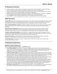 Summary Of Skills Examples For Resume by Customer Service Skills Examples For Resume Resume Examples