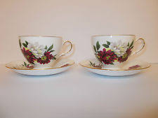 bone china cup and saucer ebay